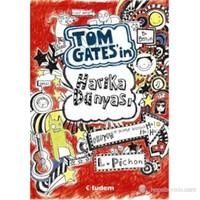 Tom Gates'İn Harika Dünyası-Liz Pichon
