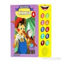 Dünya Klasikleri 4-Pinokyo Sesli Kitap - Carlo Collodi