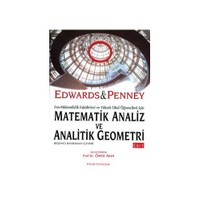 Matematik Analiz Ve Analitik Geometri 1. Cilt-C. Henry Edwards