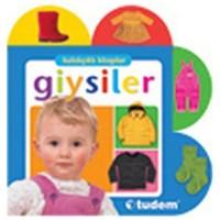 Giysiler - (0-2 Yaş için Kulakçıklı Kitaplar)