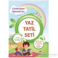 5.Sınıflar Yaz Tatil Seti(Türkçe-Matematik-Fen Bilgisi-Sosyal Bilgiler-İngilizce)-Kolektif