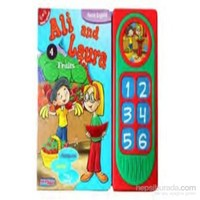 Ali And Laura 4-Fruits Sesli Kitap
