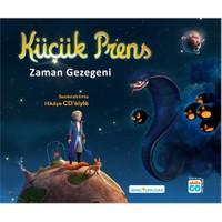Küçük Prens - Zaman Gezegeni (CD'li - Ciltli)