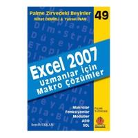 Excel 2007 - Uzmanlar İçin Makro Çözümler