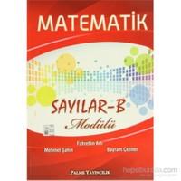 Palme Ygs-Lys Matematik Sayılar-B Modülü-Mehmet Şahin
