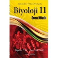 Palme 11. Sınıf Biyoloji Soru Kitabı - Bilgehan Peri