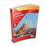 Zambak Yayınları 8. Sınıf Din Kültür Ve Ahlak Bilgisi Konu Anlatımlı