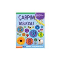 Parıltı Yayınları Çarpım Tablosu-Kolektif