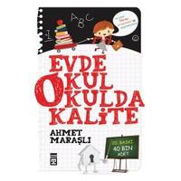 Evde Okul Okulda Kalite - Ahmet Maraşlı