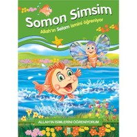 Somon Simsim - Allah'In Selam İsmini Öğreniyor-Nur Kutlu