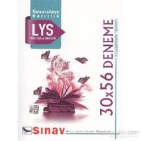 Sınav LYS Türk Dili ve Edebiyatı 30x56 Deneme