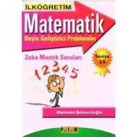 İlköğretim Matematik Beyin Geliştirici Problemler Zeka Mantık Soruları Seviye 3-5