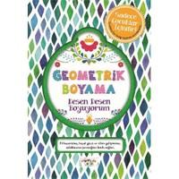 Geometrik Boyama: Desen Desen Boyuyorum