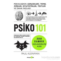 Psiko 101 Psikolojinin Gerçekleri Temel Öğeler İstatistikler Testler ve Daha Fazlası