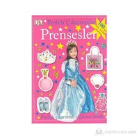Pırıltılı Çıkartmalar - Prensesler