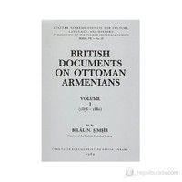 British Documents On Ottoman Armenians Volume 1 1856-1880-Kolektif