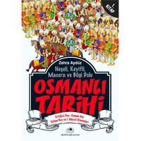 Osmanlı Tarihi 1 Ertuğrul Bey – Osman Bey - Orhan Bey ve I. Murat Dönemleri - Zehra Aydüz