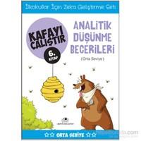 Kafayı Çalıştır 6 - Analitik Düşünme Becerileri(Orta Seviye) - Ahmet Bilal Yaprakdal