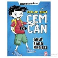 Patlak Zeka Cemcan - Okul Fena Karıştı - Birsen Ekim Özen