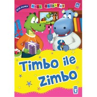 Timbo ile Zimbo - Nalan Aktaş Sönmez