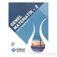Sürat Genel Matematik 2-Mustafa Balcı