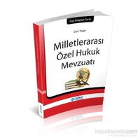 Süy Milletlerarası Özel Hukuk Mevzuatı-Ali Gümrah Toker