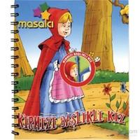 Masalcı Makine Kitabı Kırmızı Başlıklı Kız