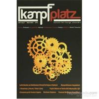 Kampfplatz Cilt: 3 Sayı: 7 Ekim 2014-Kolektif