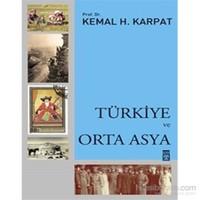 Türkiye Ve Orta Asya-Kemal Karpat