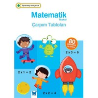 Öğrenmeyi Seviyorum: Matematik (Çarpım Tabloları)