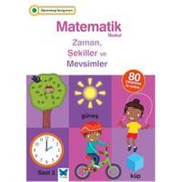 Öğrenmeyi Seviyorum: Matematik (Zaman, Şekiller Ve Mevsimler)