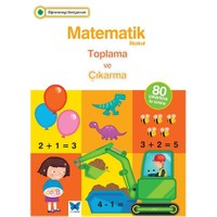 Öğrenmeyi Seviyorum: Matematik (Toplama Ve Çıkarma)