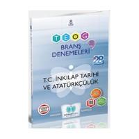 Sözün Özü Yayınları 8.Sınıf Teog Branş Denemeleri T.C İnkılap Tarihi Ve Atatürkçülük