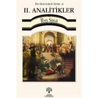 İbn Sina Felsefe Serisi Analitikler