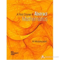 A First Course in Abstract Mathematics