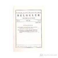 Türk Tarih Belgeleri Dergisi Cilt: 16 Sayı: 20
