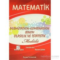 Palme YGS-LYS Matematik Permütasyon-Kombinasyon- Binom-Olasılık ve İstatislik Modülü