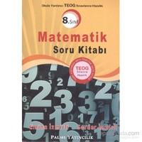 Palme 8.Sınıf Okula Yardımcı TEOG Sınavına Hazırlık Matematik Soru Kitabı