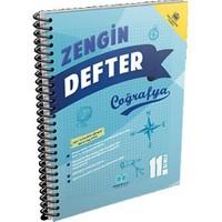 Sözün Özü Yayınları 11.Sınıf Zengin Defter - Coğrafya