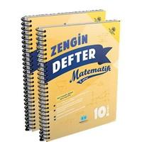 Sözün Özü Yayınları 10.Sınıf Matematik Zengin Defter (2 Li Set)
