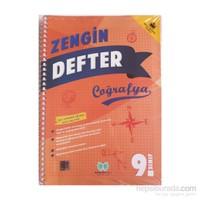 Sözün Özü Yayınları 9.Sınıf Zengin Defter Coğrafya