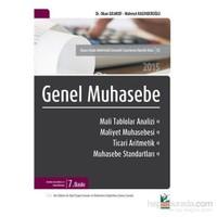 Genel Muhasebe - Mali Tablolar Analizi