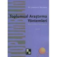 TOPLUMSAL ARAŞTIRMA YÖNTEMLERİ - 2