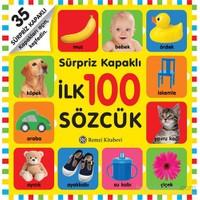 Sürpriz Kapaklı İlk 100 Sözcük-Kolektif