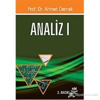 Analiz I-Ahmet Dernek
