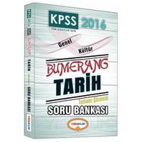 Yediiklim Kpss 2016 Bumerang Tarih Tamamı Çözümlü Soru Bankası