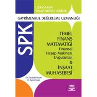 Spk Gayrimenkul Değerleme Uzmanlığı - Temel Finans Matematiği Ve İnşaat Muhasebesi