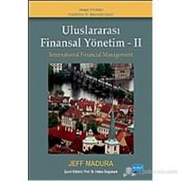 Uluslararası Finansal Yönetim 2 (International Financial Management) - Jeffry D. Madura