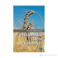 Uygulamalı Tarım Ekonomisi-Bahattin Çetin