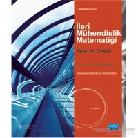 İleri Mühendislik Matematiği - Advanced Engineering Mathemat - Peter V. O'Neil